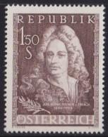 Osterreich   .    Yvert   .     861        .      **      .          Postfrisch     .   /    .   MNH - 1945-60 Ongebruikt