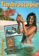 REVUE TIMBROSCOPIE N° 27 De Juillet-Aout 1986 - Français (àpd. 1941)