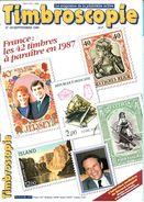 REVUE TIMBROSCOPIE N° 28 De Septembre 1986 - Français (àpd. 1941)