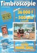 REVUE TIMBROSCOPIE N° 30 De Novembre 1986 - Français (àpd. 1941)