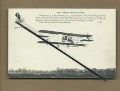 CPA -   Biplan   Glen H.Curtiss -   ( Aviation , Avion , Aviateurs ) - Airmen, Fliers