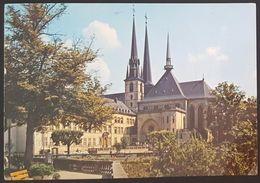 LUXEMBOURG - La Cathédrale  Cathedral - Kathedrale Vg - Lussemburgo - Città