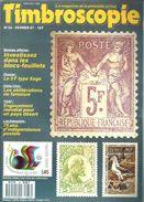 REVUE TIMBROSCOPIE N° 33 De Février 1987 - Français (àpd. 1941)