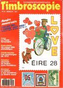 REVUE TIMBROSCOPIE N° 34 De Mars 1987 - Français (àpd. 1941)