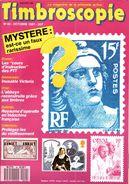 REVUE TIMBROSCOPIE N° 40 De Octobre 1987 - Français (àpd. 1941)