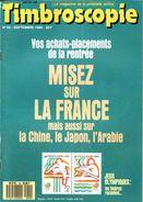 REVUE TIMBROSCOPIE N° 50 De Septembre 1988 - Français (àpd. 1941)