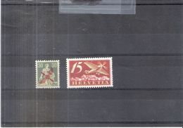 Suisse - PA.2+3 - X/MH (à Voir) - Neufs