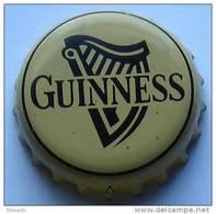 Guinness 02 Beer Bottle Top Crown Cap Kronkorken Capsule Tappi Chapa - Beer
