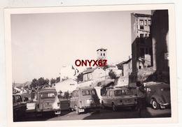PHOTO 12,5 X 9 Cms - VOITURE-AUTO AUTOMOBILE RENAULT 4 L-SIMCA 1000-TRACTION CITROËN -TRANSPORT- Sankt-Gallen-Saint-Gall - Cars