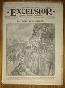 Excelsior N°1871 Du 30/12/1915 Au Bord Des Abîmes - Eugène Turpin - Grèce - San Stefano - Sports Au Voisinage Du Front - Newspapers