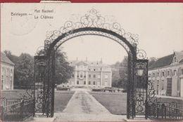 Zwalm BEERLEGEM BEIRLEGEM HET KASTEEL LE CHATEAU (In Zeer Goede Staat) 1922 Zwalmstreek - Zwalm