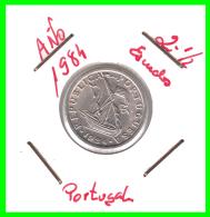 PORTUGAL/MONEDA RÉPUBLICA > 2.5 ESCUDOS AÑO 1984 - Portugal
