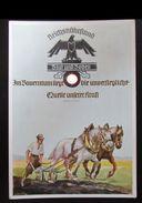 2371 - AK Propagandakarte Blut Und Boden + Sst - Weltkrieg 1939-45