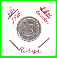 PORTUGAL/MONEDA RÉPUBLICA > 2.5 ESCUDOS AÑO 1985 - Portugal