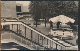 °°° 8912 - UK - THE BANDSTAND ENCLOSURE , ASCOT RACECOURSE - 1964 With Stamps °°° - Inghilterra