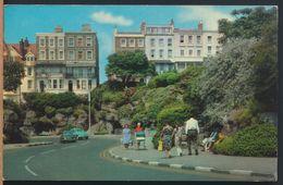 °°° 8922 - UK - RAMSGATE - MADEIRA WALK - 1973 With Stamps °°° - Ramsgate