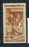 Italia Repubblica 1950 Sass. 649 Nuovo * 100% Italia Lavoro - 6. 1946-.. Republic