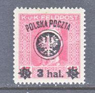 POLAND  31  * - ....-1919 Overgangsregering