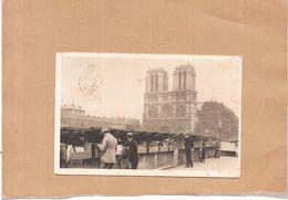 PARIS - 75 -  Les Bouquinistes Du Quai Montebello  - POIT - - Le Anse Della Senna