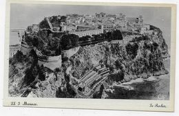 MONTE CARLO - N° 3 - LE ROCHER - FORMAT CPA NON VOYAGEE - Other