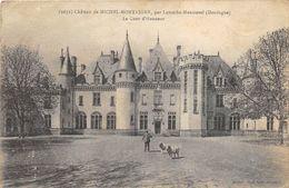 24 CHATEAU DE MICHEL MONTAIGNE PAR LAMOTHE - Périgueux