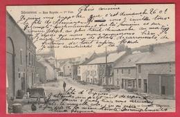 Silenrieux - Rue Royale - 1er Vue -1908 ( Voir Verso ) - Cerfontaine