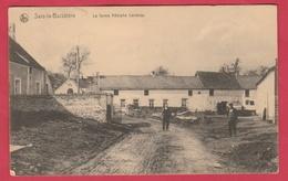 Sars-la-Buissière - Le Ferme Adolphe Leclercq - 1921 ( Voir Verso ) - Lobbes