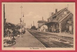 La Buissière - La Gare - 1942 ( Voir Verso ) - Merbes-le-Château