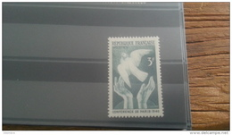 LOT 239734 TIMBRE DE FRANCE NEUF** LUXE N°761 - Unused Stamps