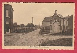 Grand-Reng - Rue Du Cimétière ( Voir Verso ) - Erquelinnes