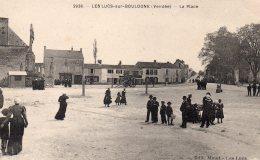 Les Lucs Sur Boulogne : La Place - Les Lucs Sur Boulogne