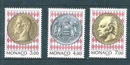 Monaco Timbres De 1994  N°1945 A 1947  Neuf ** Parfait - Monaco