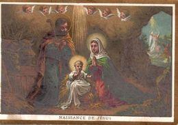 CHROMOS ET IMAGES NAISSANCE DE JESUS - Devotion Images