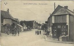 19- St-FLORENT - Rue Des Lavoirs - Ed. E M / B - Saint-Florent-sur-Cher