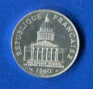 100 Fr  1990 - Frankreich