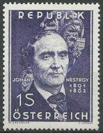 ÖSTERREICH 1962 Mi-Nr. 1109 ** MNH - 1945-.... 2. Republik
