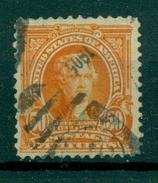 Jefferson, Präsident Nr. 19 X Gestempelt - 1847-99 Unionsausgaben