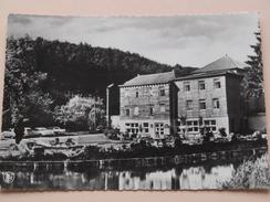 """L'Hôtel Champêtre """" LES MERLETTES """" ( A. Marechal-Lambert ) Anno 1964 ( Zie Foto Details ) ! - La-Roche-en-Ardenne"""