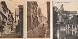 17 / 10 / 189  -  8  CPA  &  CPSM  DE  LISIEUX ( 14 )  -Toutes Scanées - Ansichtskarten