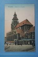 Bruxelles L'Eglise De La Chapelle - Monumenten, Gebouwen