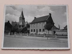 Pastorij ( H. Van Hoye-Van Nieuwenhuyse Drukker ) Anno 19?? ( Zie Foto Details ) ! - Stekene