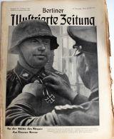 Berliner Illustrierte Zeitung 1941 Nr.32 Das Eiserne Kreuz - Zeitungen & Zeitschriften
