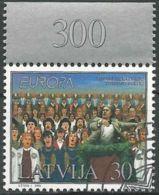 LETTLAND 1998 Mi-Nr. 476 O Used - Aus Abo - Latvia