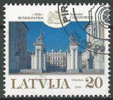 LETTLAND 1999 Mi-Nr. 510 O Used - Aus Abo - Latvia