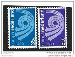 Nederland  ....  NVPH  ....     1030/1031        ....   **  ....  Postfris .... MNH ....  Postfrisch .... Neuf ** - Periode 1949-1980 (Juliana)