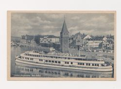 Lindau  -- Am Hafen - Lindau A. Bodensee