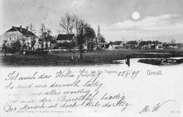 CPA - URMATT (67) - Aspect Du Bourg En 1899 - Autres Communes