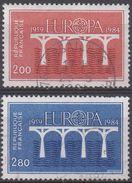 FRANCE  N°2309/2310__OBL VOIR SCAN - 1984