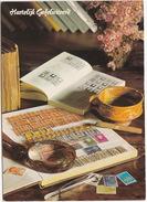 Nederlandse Postzegels, Loupe En Catalogus - Asbak Met Sigaar - Postzegels (afbeeldingen)
