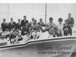 ORCHESTRE CLAUDE BESSET AIX EN PROVENCE - Chanteurs & Musiciens